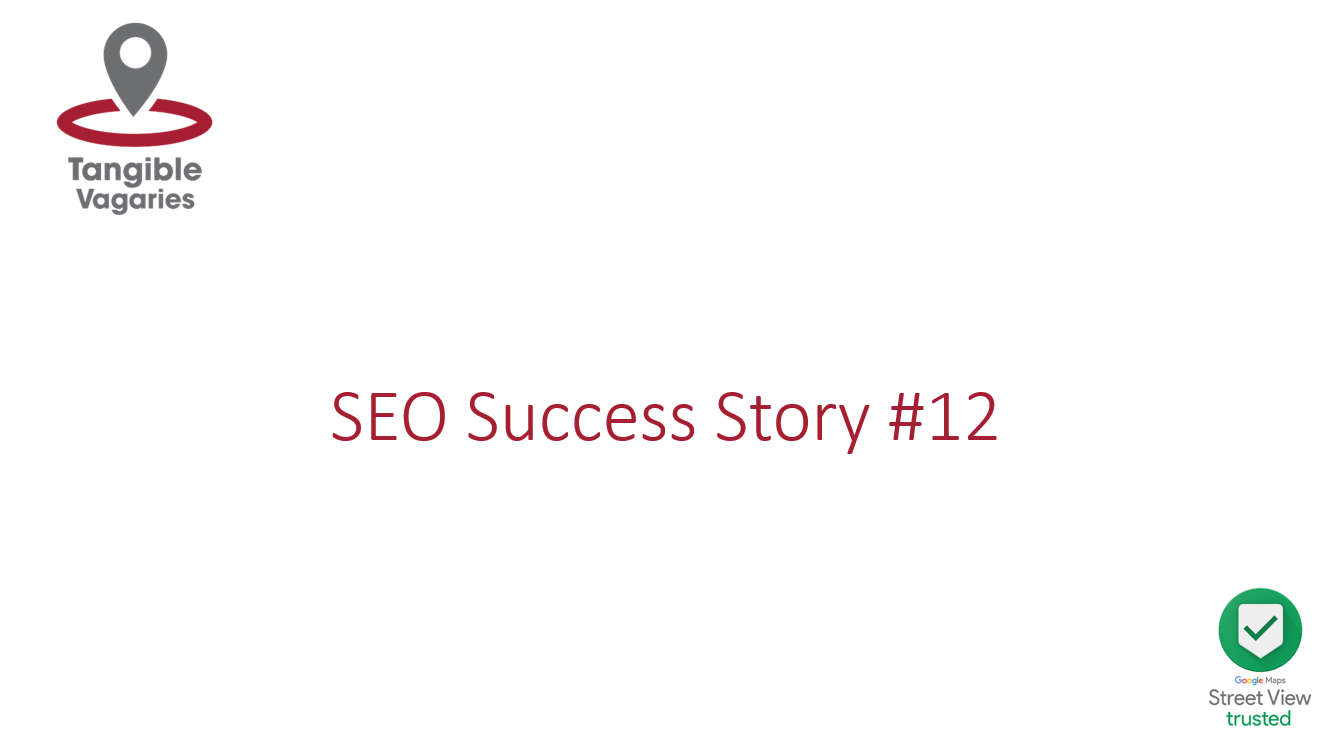 SEO Success Story 12