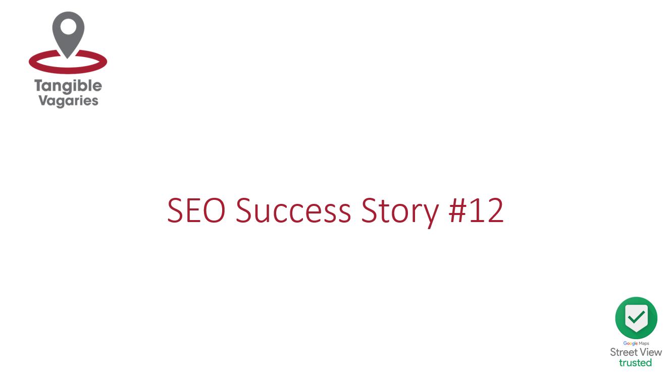 SEO Success Story 12