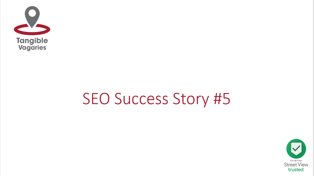 SEO Success Story 5