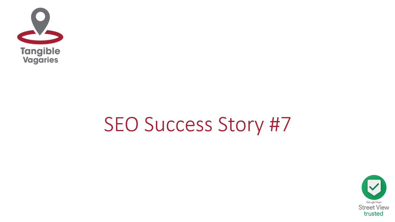 SEO Success Story 7