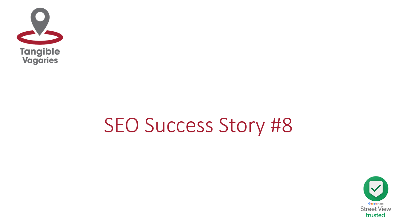 SEO Success Story 8