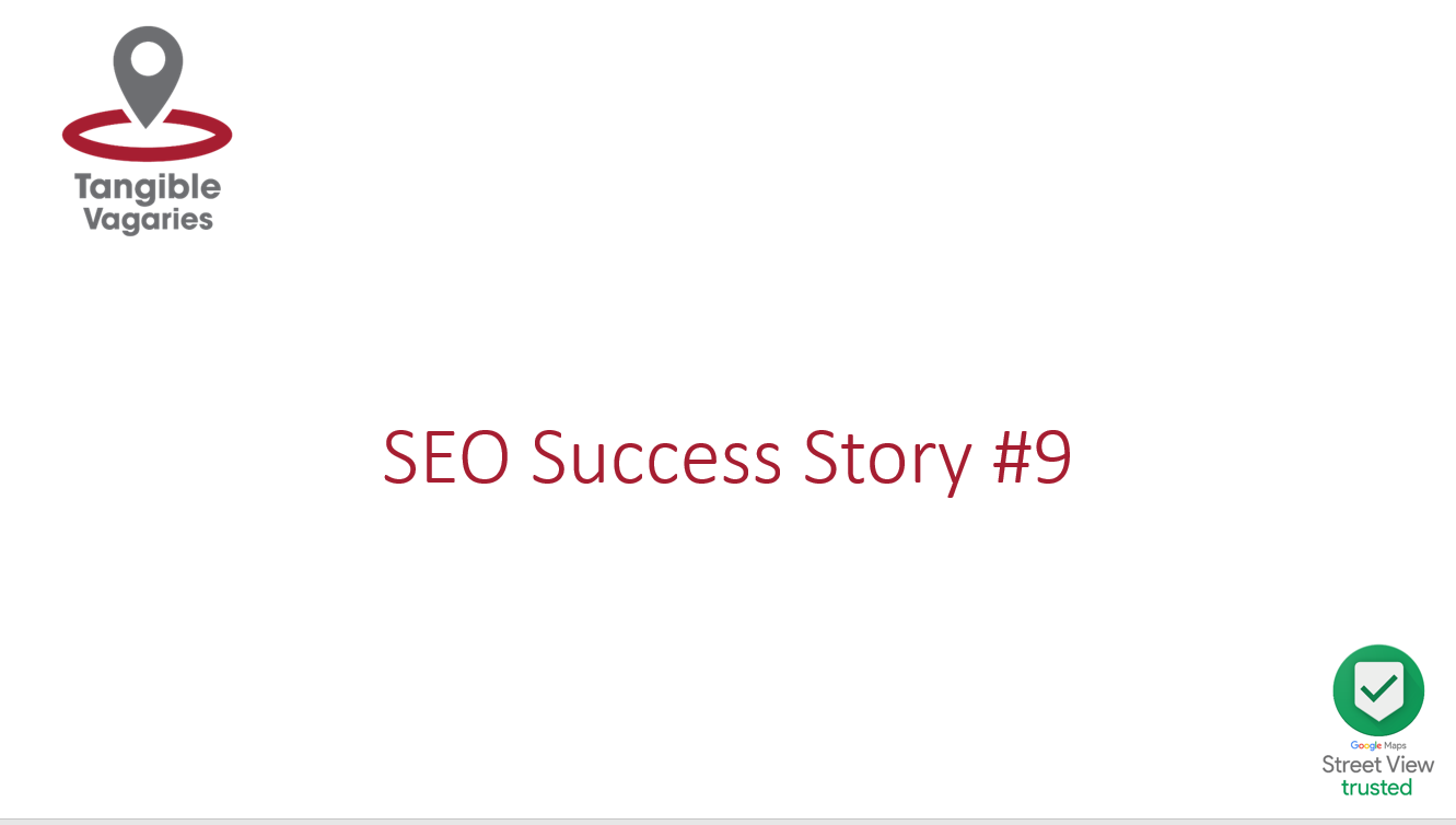 SEO Success Story 9